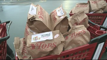 Big Success for Food 2 Families thanks to Western New York