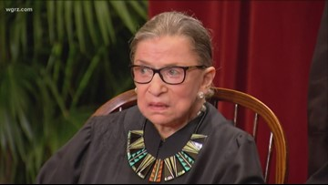 Ruth Bader Ginsburg recovering after cancer treatment