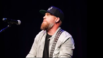 Brantley Gilbert to perform at Darien Lake August 30