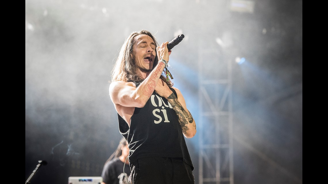 band incubus coming to canalside in august