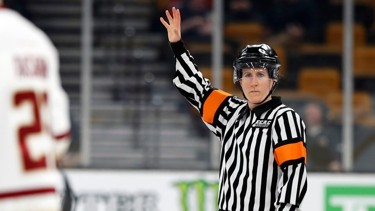 Female Officials Hockey
