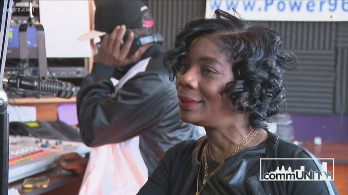 commUNITY Spotlight: Sheila Brown, first African-American woman to own a radio station in WNY
