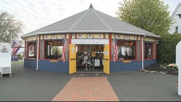 Olcott Beach Carousel Park preparing to open Saturday