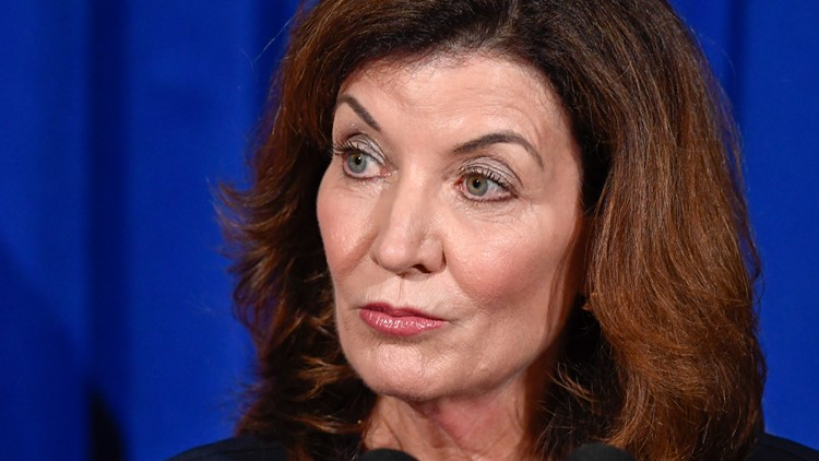Money In Politics: Kathy Hochul's largest donors