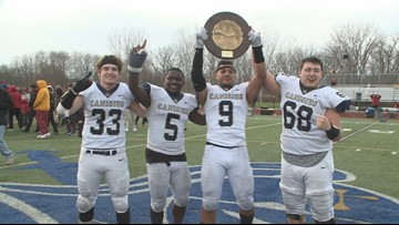 Canisius football wins New York state title with finish for ages
