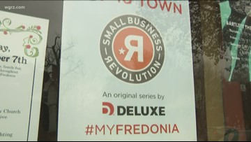 Fredonia advances to top 5 in 'Small Business Revolution'