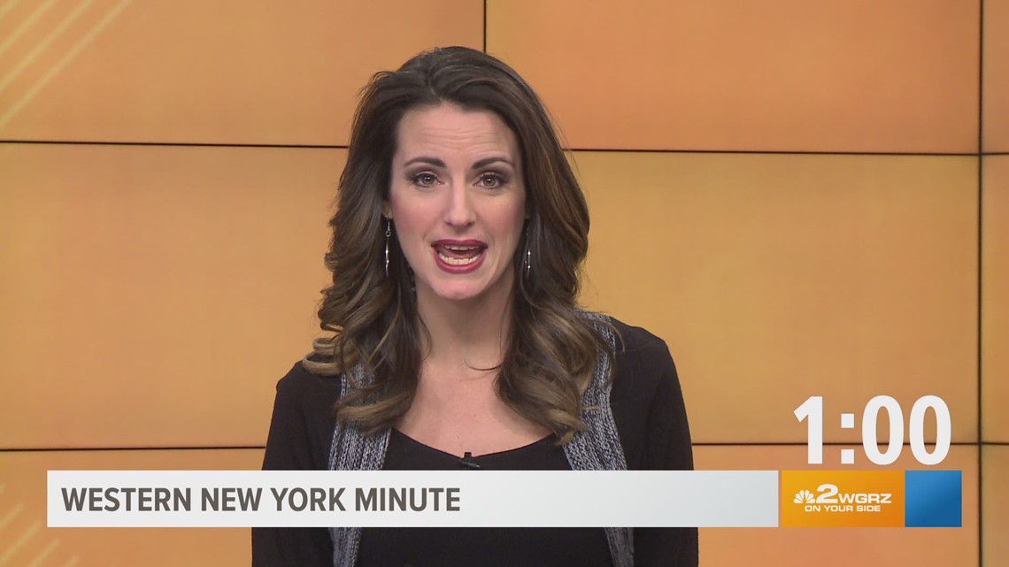 Western New York Minute: November 21, 2018