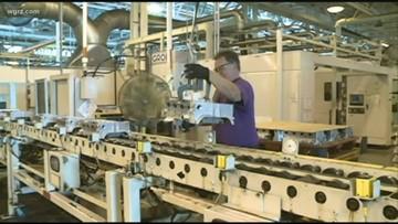 General Motors plant in Tonawanda to receive $6.7 million upgrade