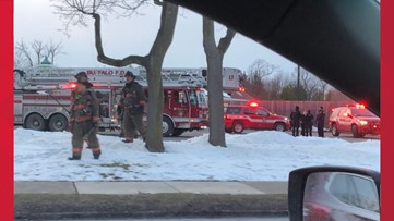 Small fire breaks out at Buffalo Zoo