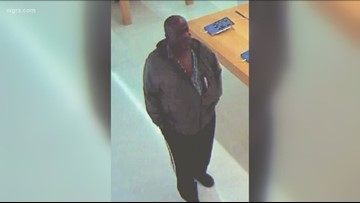 Police Looking For Apple Store Thieves