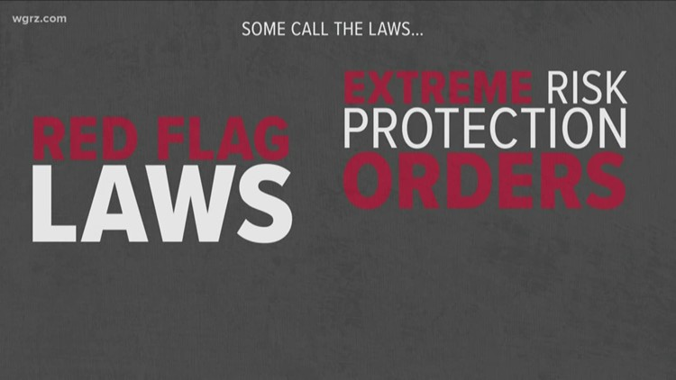 """Bipartisan Push For Nationwide """"Red Flag"""" Law"""