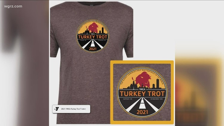 New Turkey Trot T-shirt design unveiled