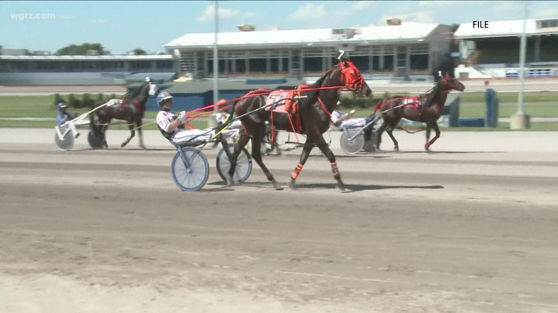 Horse Racetracks To Open Across New York State