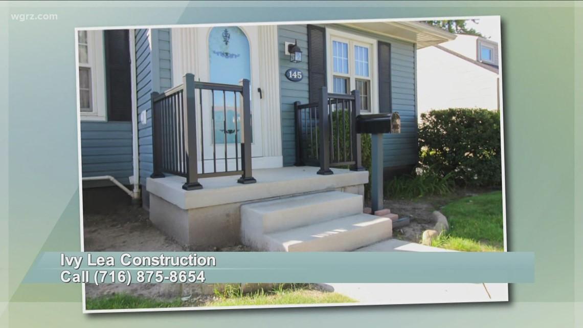 July 3 - Ivy Lea Construction