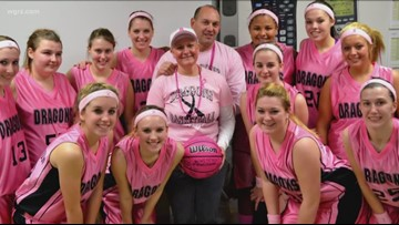Pembroke Girls Basketball team to host 9th annual Shooting for a Cure game to raise money for Roswell Park