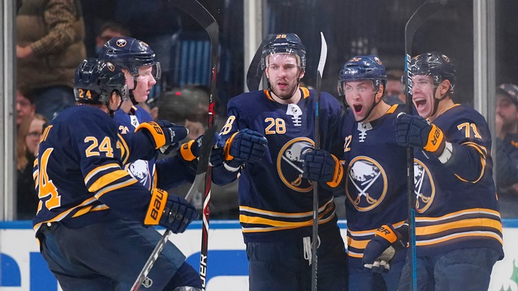 Sabres Face Tough Tests This Weekend