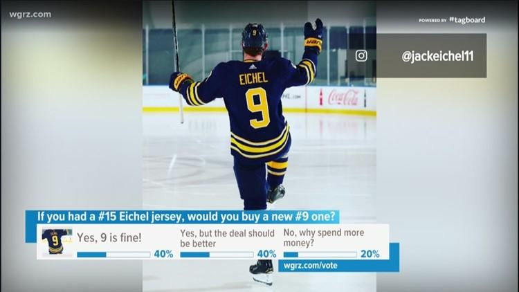 Jack Eichel   New season 832b2d64c