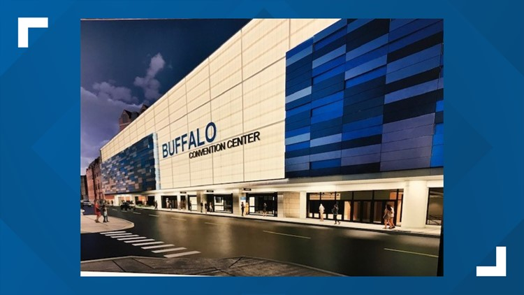 Buffalo Convention Center facelift aimed at bringing in new business