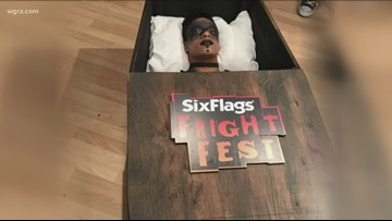 Darien Lake Looking For Fright Fest Workers