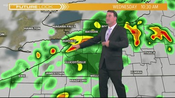 Storm Team 2 Kevin O'Neill Has Your Midday Forecast For August 20, 2019