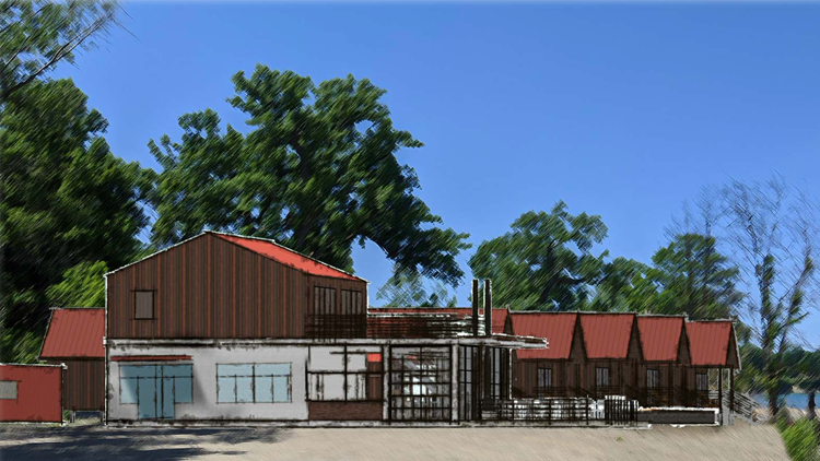 Chautauqua County IDA approves incentives for Silver Creek 'glamping' resort along Lake Erie