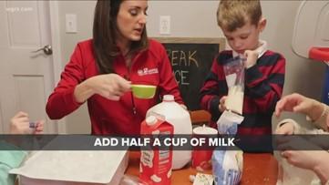 Daybreak's 'At Home Science': Ice Cream in a Bag plus bonus web videos