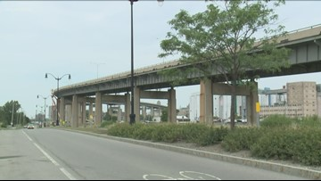 Buffalo Skyway to be closed Friday evening through Saturday evening for construction work