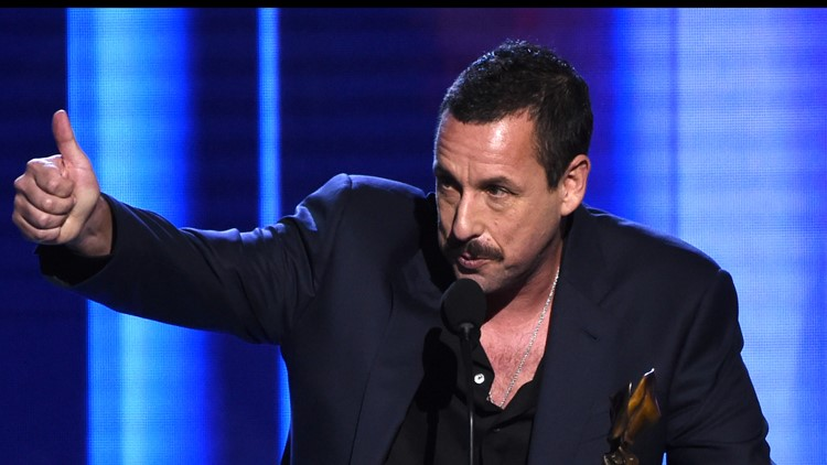 Adam Sandler bringing 100% Fresher tour to Buffalo