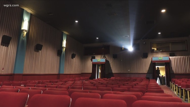 Western New York theaters ready to welcome back movie-goers