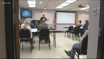 Unsolved Citizens Academy 10/18/19