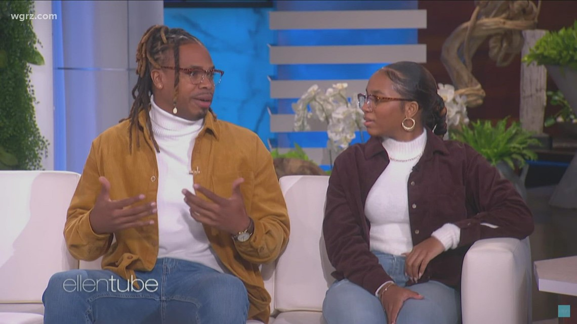 WNY natives appear on The Ellen Show