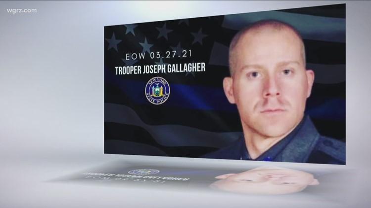 Cuomo designates West Seneca bridge in honor of fallen trooper