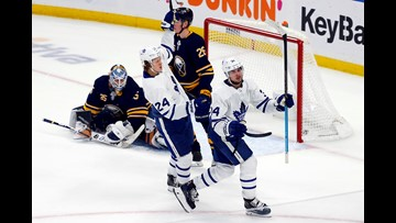Sabres Try to Snap Two Streaks When Leafs Visit Wednesday Night.