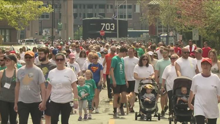 Hospice Buffalo cancels annual memorial walk, starts virtual walk challenge
