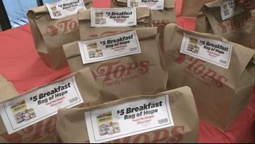 Food 2 Families: Brown Bags of Hope