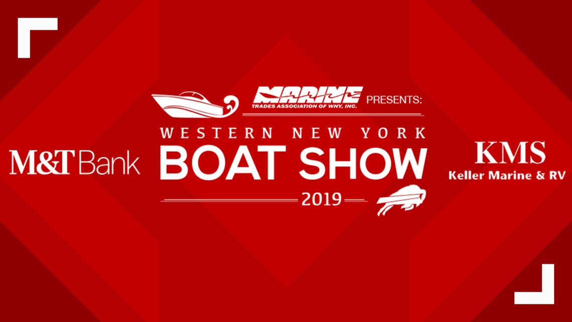 February 16- WNY Boat Show