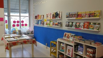 Lockport bookstore resells overstock children's books