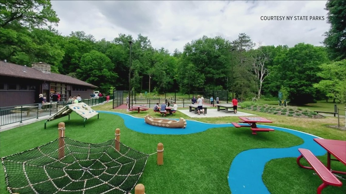 Letchworth State Park Opens New Rec Center