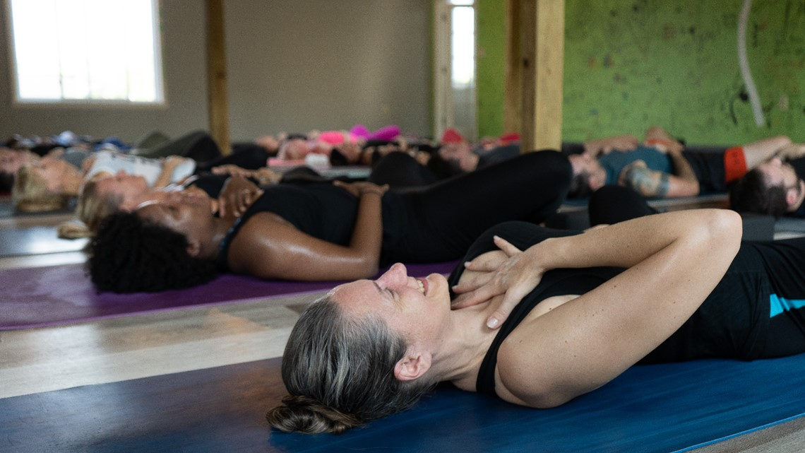 WNY yoga community will flow for suicide awareness and prevention on Saturday