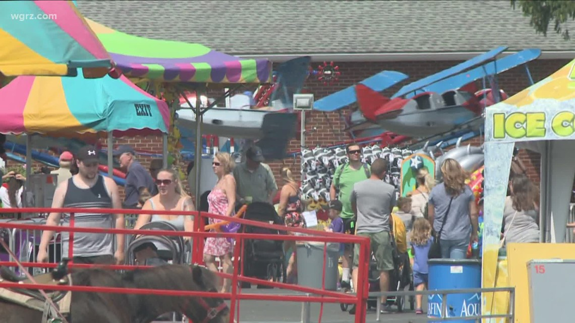 Erie County Fair Guidance Within A Week