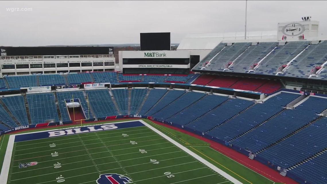 Report: Bills Consult With Stadium Firm