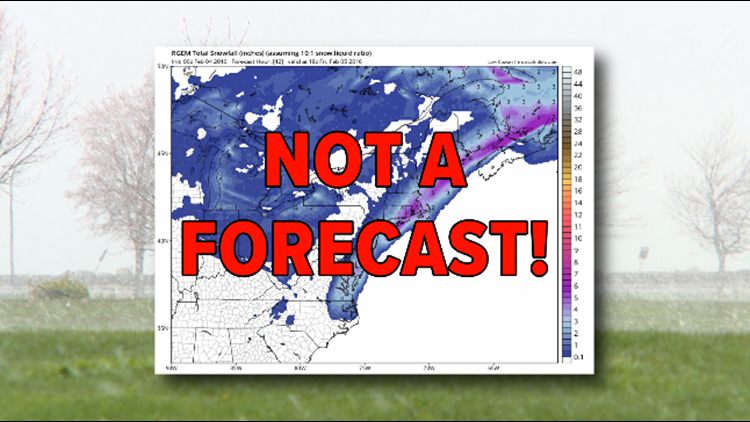 Heather S Weather Whys Spotting Fake Snow Forecasts Wgrz Com