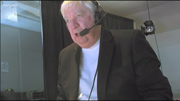 Rick Jeanneret: 'Back on my feet...good to go'