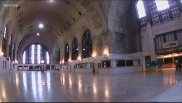 Central Terminal hosts 90th Anniversary bash