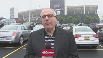 Bills offensive coordinator Brian Daboll is impressed with the progress Bills QB Josh Allen continues to make.