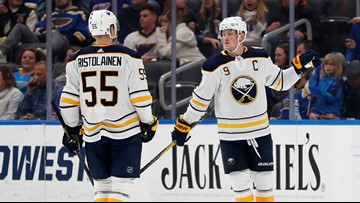 Sabres still searching for that elusive secondary scoring