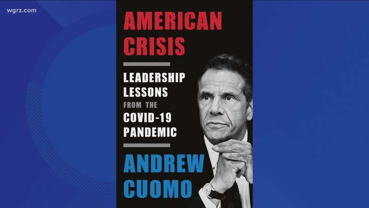 Report: NYS Comptroller gives referral to investigate Cuomo's book