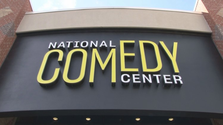 National Comedy Center nominated for Best New Museum