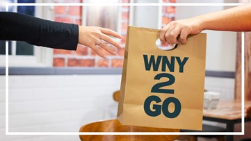 WNY 2 GO: Check out which local restaurants are doing takeout