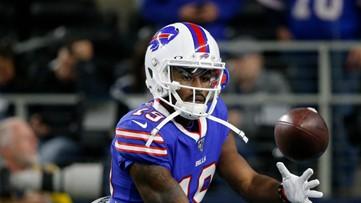 Bills re-sign WR Isaiah McKenzie
